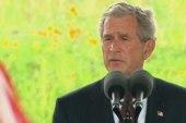 Bush: 'Sacrifice' of Flight 93 passengers...