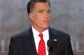Maddow: Romney 'chided' Obama in speech