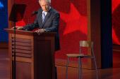 Maddow left speechless after Eastwood speech