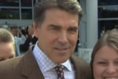 Is Perry keeping bad company?