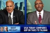 GOP faces criticism over debt talks