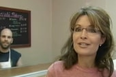 Palin confident she can be president