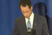 Weiner takes off on apology tour