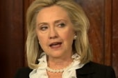 Clinton: Time for Assad to step down