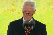 Clinton: Flight 93 passengers gave U.S. ...