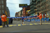 Boston in high spirits as marathon concludes