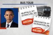 Obama continues push on economy, jobs