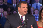 War of words as Christie scandal continues