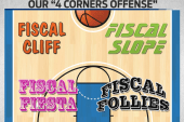The four corners offense of the fiscal cliff