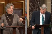 Senate Dems take on climate change