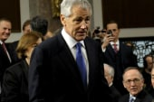 Senate (finally) set to vote on Hagel