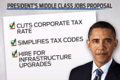 Obama offers deal to boost jobs