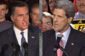 Can Romney take Kerry's post-debate bounce...