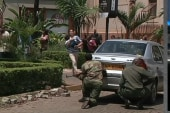 Questions on US safety after Kenya mall siege