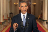 Obama emphasizes focus on ending wars, not...