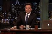 Jimmy Fallon makes 'Tonight' debut