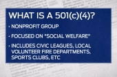 What makes a 501(c)(4)?