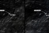 Possible clues in satellite images?