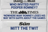 Romney gaffe makes overseas territory...