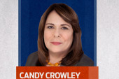 Chaining down Candy Crowley