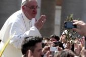 First Holy Week with Pope Francis
