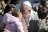 'Humble' pope shakes up Catholic Church