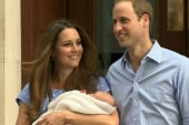 Duchess of Cambridge: Any parent knows...
