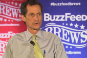 Anthony Weiner's campaign spectacle continues