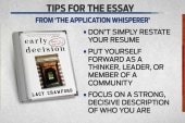 Application ghostwriter on pressure, college