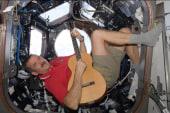 Real life astronaut Col. Chris Hadfield