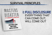 How to become a 'Master of Disaster'