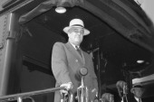 Examining the progressivism of FDR