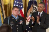 Former army sergeant awarded Medal of Honor