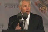 Hagel tells West Point grads: 'You must be...