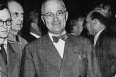 Truman's role in military desegregation