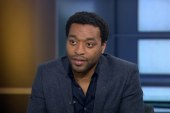 Chiwetel Ejiofor visits The Cycle