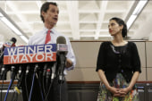 Weiner campaign suffers another scandal
