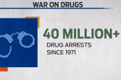 Nearing a truce in the war on drugs
