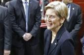 Elizabeth Warren breaks 'unbreakable rule'