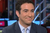 It's official: Ari Melber joins The Cycle