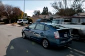 Self-driving cars becoming a reality