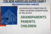 Trends of a new American super-family emerge