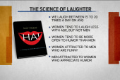 Science can indeed be a 'laughing matter'