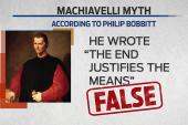 Was Machiavelli misunderstood?