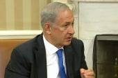Netanyahu, Obama meet after Iran phone call