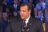 Chris Christie's sleight of hand