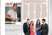 What's hot on the TV Guide's 'Hot List'?
