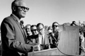 Kornacki: Goldwater was just ahead of his...