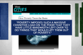 The poverty hurdle