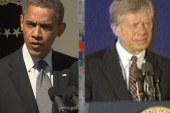 How President Obama is not Jimmy Carter